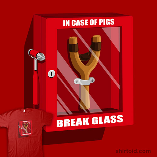 In Case of Pigs