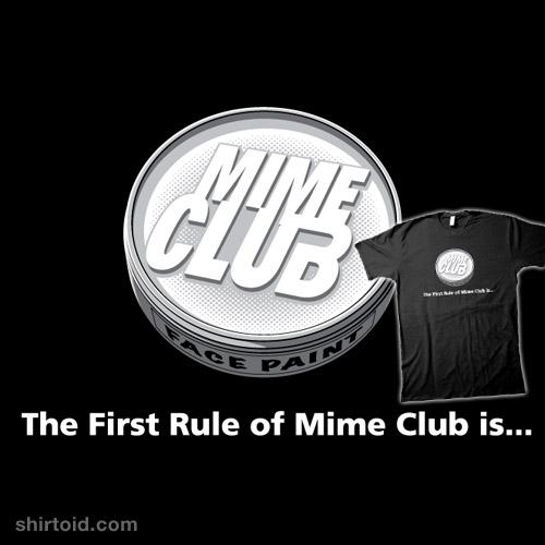 Mime Club