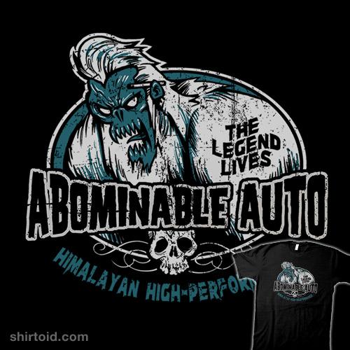 Abominable Auto