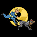 Adventures of Vault Boy and Rex
