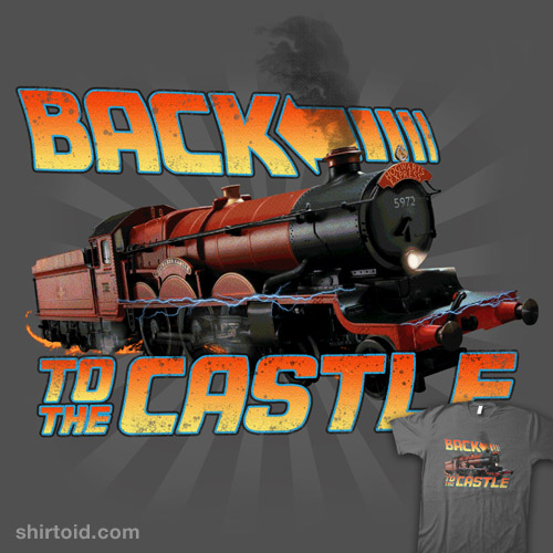 Back to the Castle! Hogwarts Express