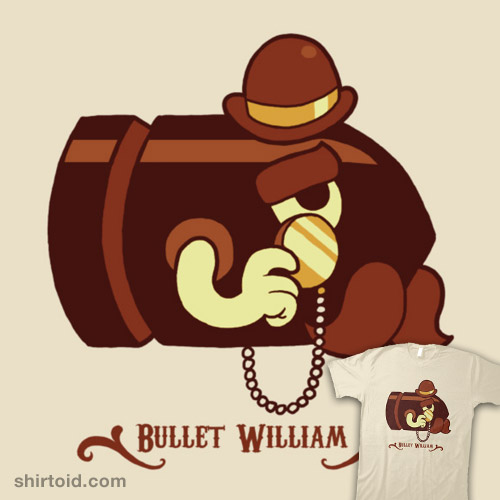 Bullet William