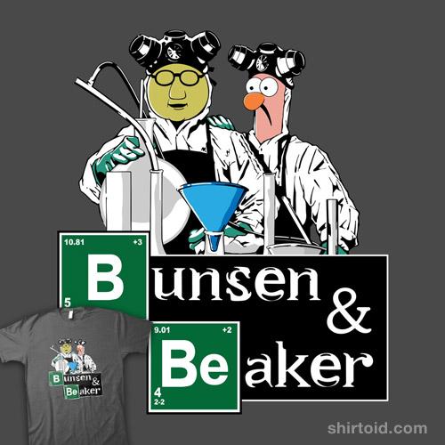 Bunsen & Beaker
