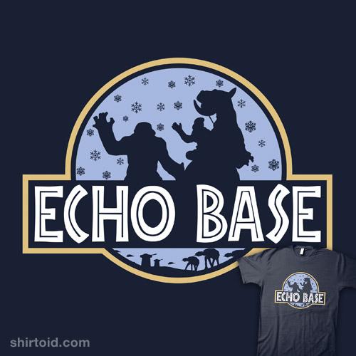 Visit Echo Base