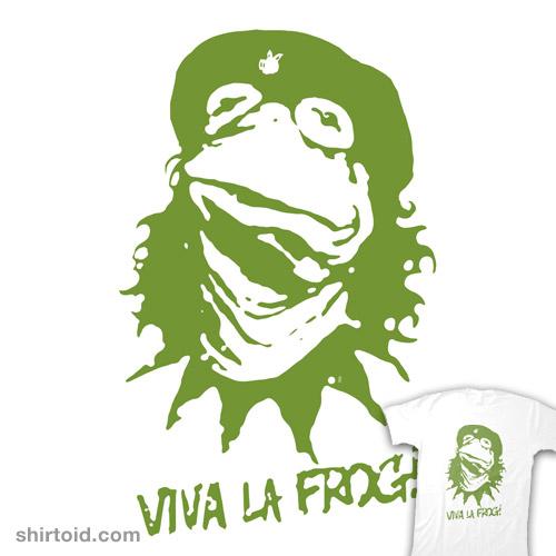 Viva la Frog!