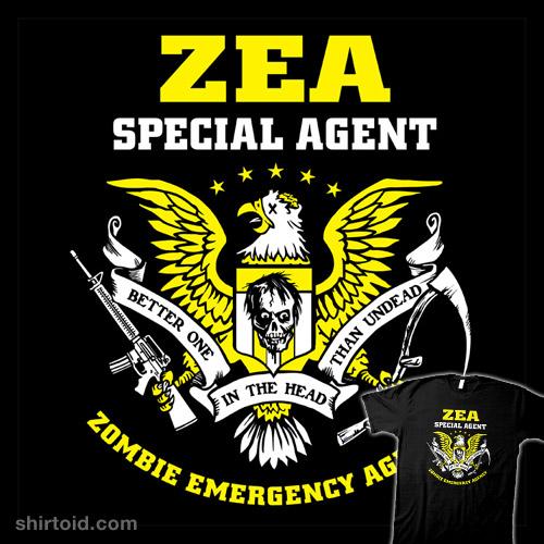 Zombie Emergency Agency