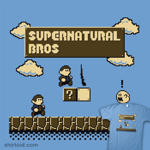 Supernatural Bros