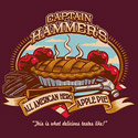 Captain Hammer's Apple Pie