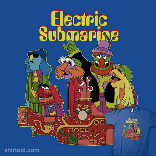 Electric Submarine