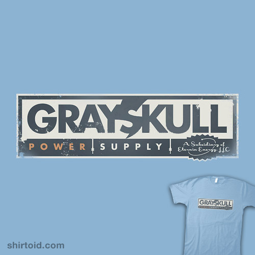 GRAYSKULL Power Supply – A Subsidiary of Eternia Energy