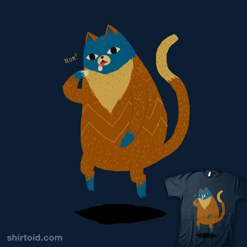 Levitation Cat