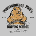Punxsutawney Phil's Driving School
