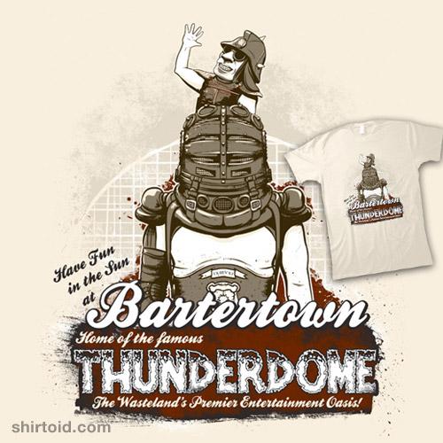 Visit Bartertown!
