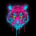 CMYK Tiger