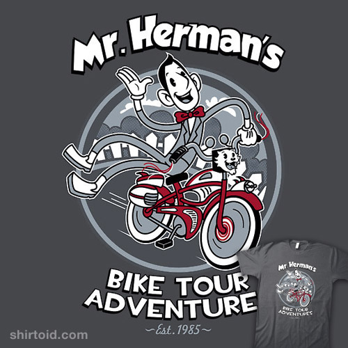 Mr. Herman's Bike Tour Adventures