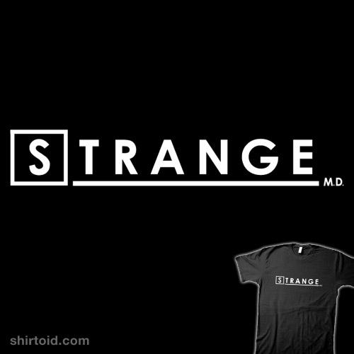 Strange M.D.