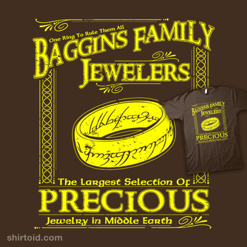 Baggins Family Jewelers