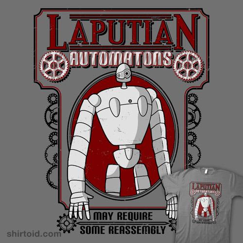 Laputian Automatons
