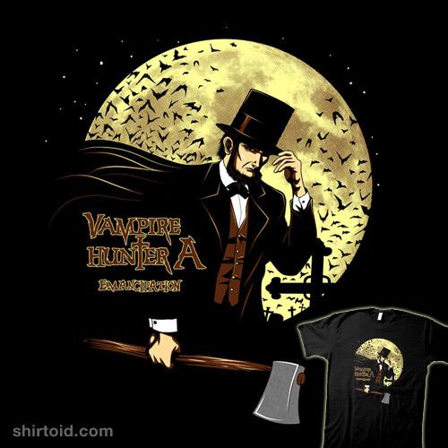 Vampire Hunter A