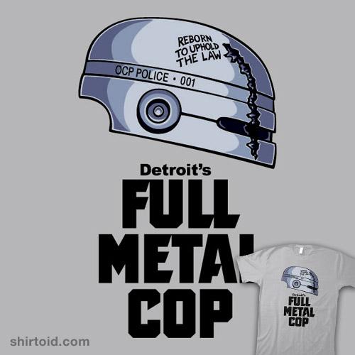 Full Metal Cop
