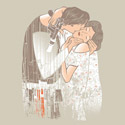 The Kiss (Han & Leia)