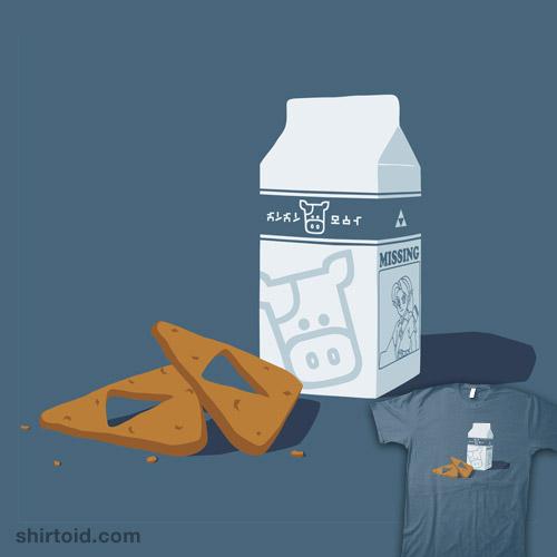 Milk & Triforce Cookies