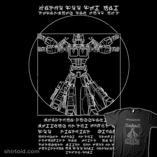 Vitruvian Prime