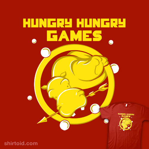Hungry Hungry Games