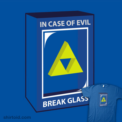 In Case of Evil