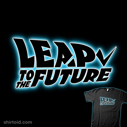 Leap to the Future