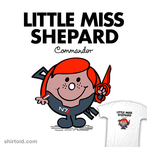 Little Miss Shepard