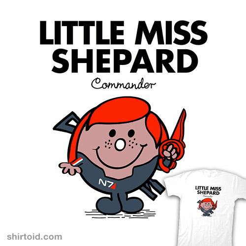 Little Miss Shepard
