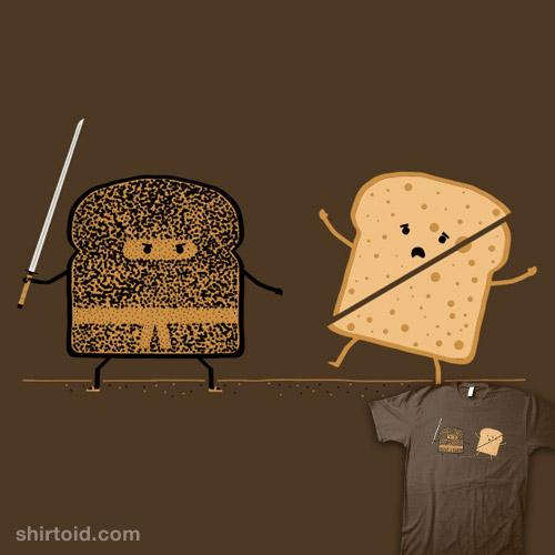 Ninja Toast