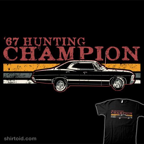 '67 Hunting Champion