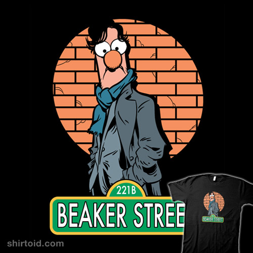 221b Beaker Street