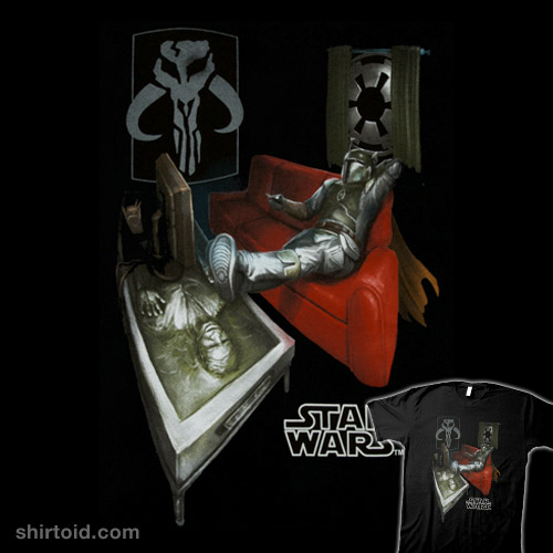 Star Wars Shirts! Carbonite-Coffee-Table