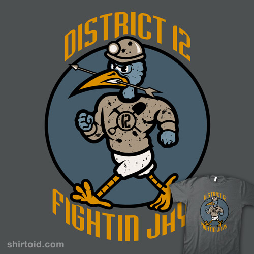 District 12 Fightin' Jays