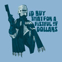 I'd buy that for a fistful of dollars!