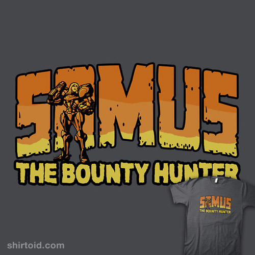 Samus the Bounty Hunter