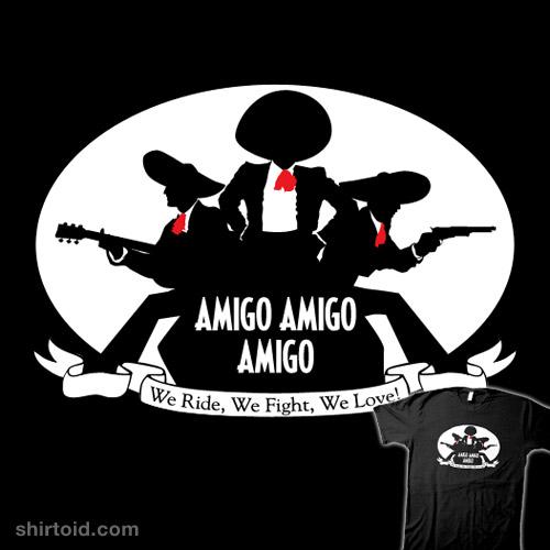 Charlie's Amigos