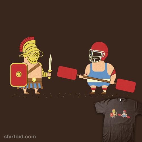 Gladiator vs Gladiator