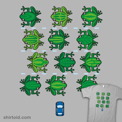 Revenge of the Frogs