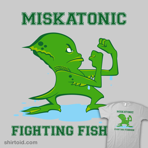 The Fighting Fishmen