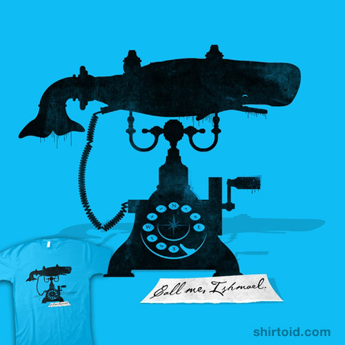 Call Me, Ishmael.