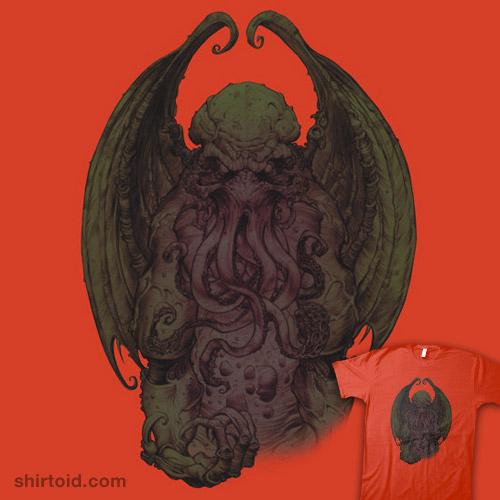 God Of Cosmic Horror