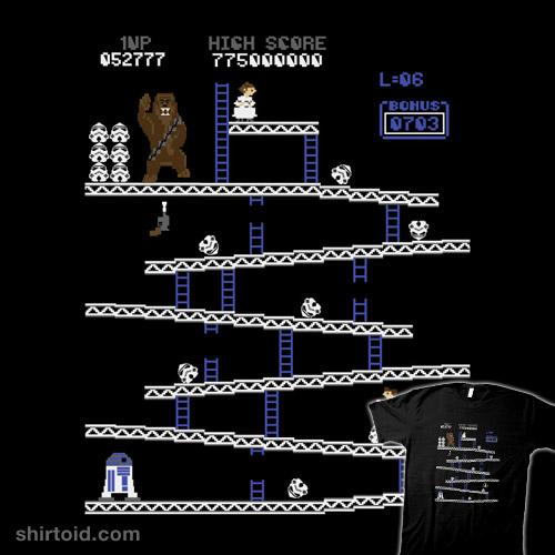 Wookiee Kong