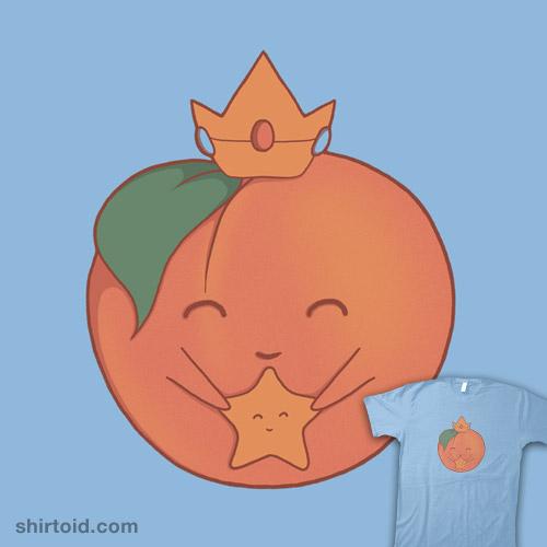 A Peachy Princess