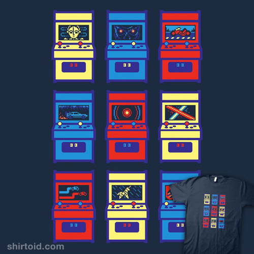 Sci-Fi Arcade