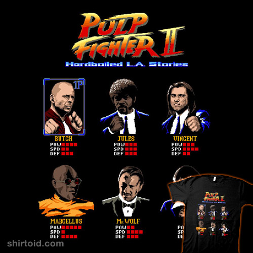 Pulp Fighter II