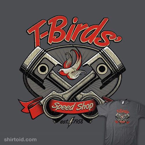 T-Birds' Speed Shop